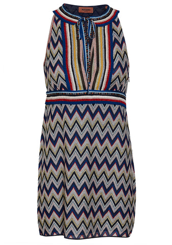 Missoni Zigzag Mini Dress
