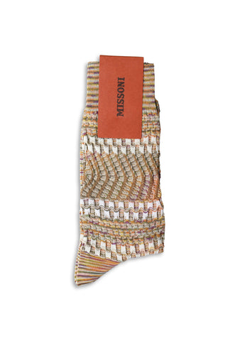 Missoni Beige Socks