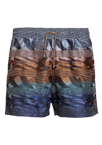 Missoni Mare Multicolor Swim Shorts