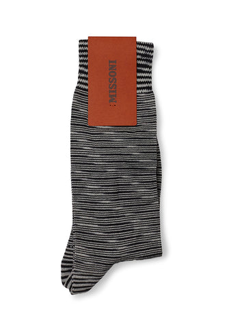 Missoni Black Knitted Socks