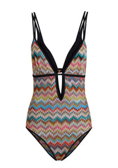 Missoni Mare Zigzag Swimsuit