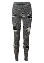 Missoni Black Striped Leggings shop online