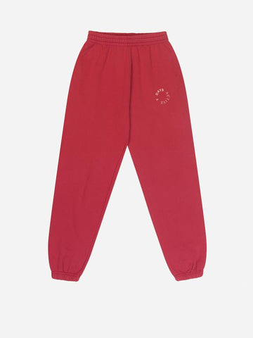 Cardinal Red Monday Pants