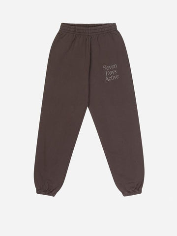 Mulch Brown Monday Pants