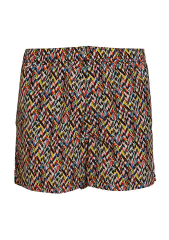 Missoni Mare Multicolor Printed Swim Shorts