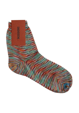 Missoni Multi Striped Socks
