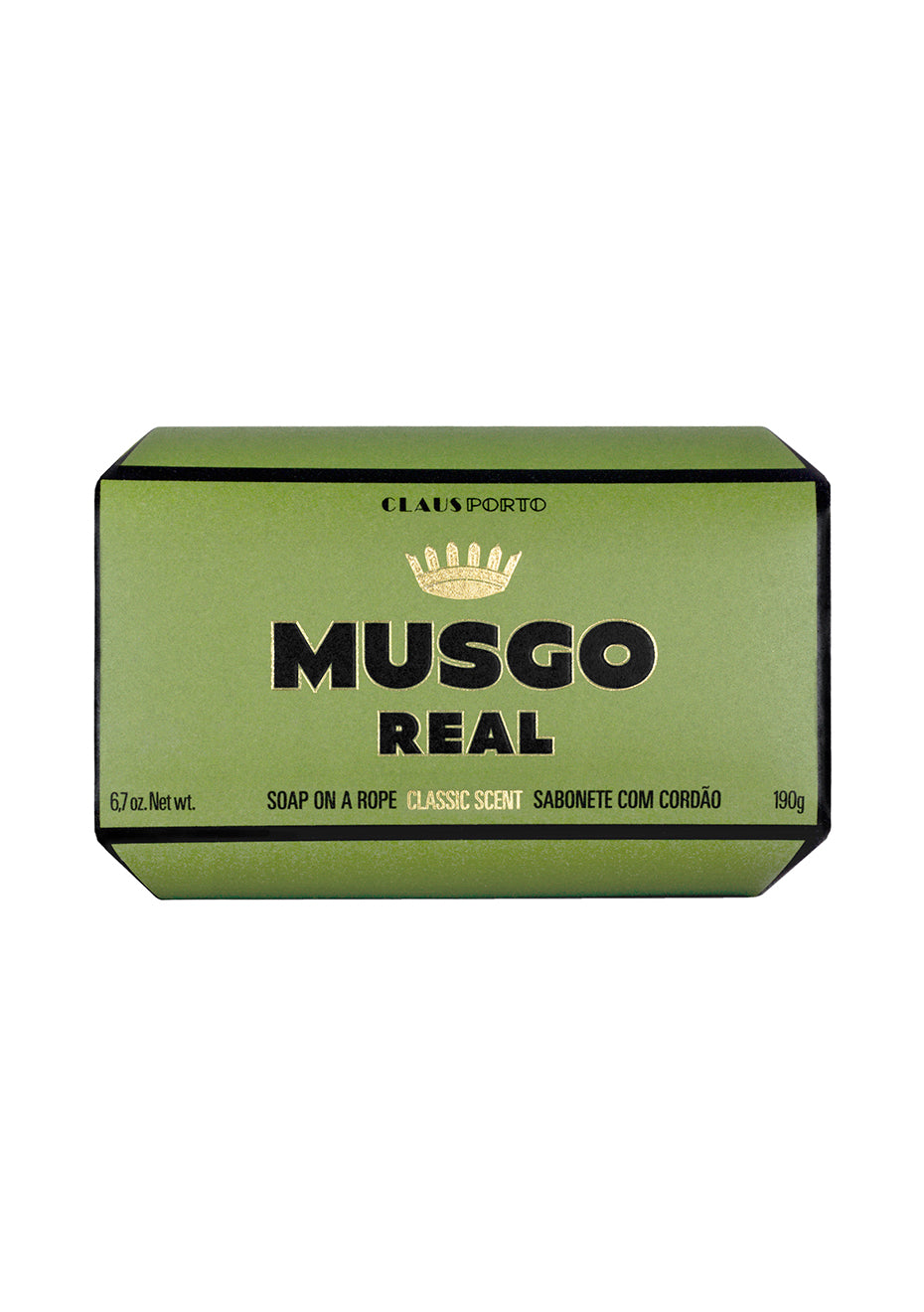 Musgo Real Soap On A Rope Classic