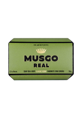 Claus Porto Musgo Real Soap On A Rope Classic