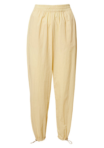 Birrot Yellow Nat Jogger Pants shop online at lot29.dk