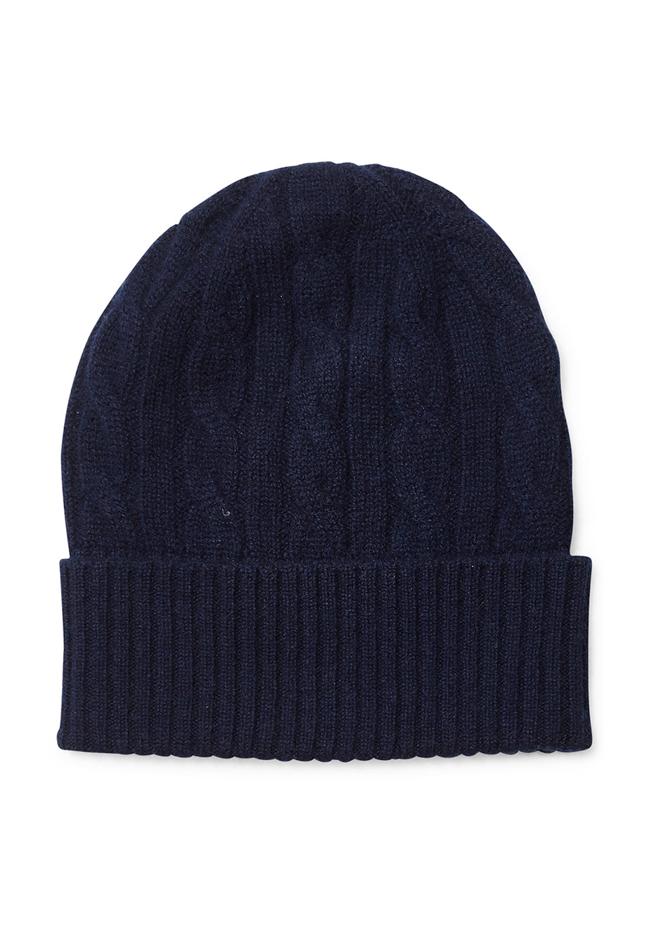 f6e26f4f27b Bad Habits Navy Cashmere Hat