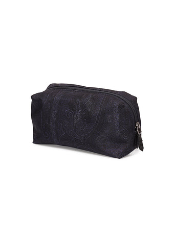 Etro Men Paisley Toiletry Bag - Small