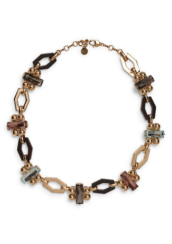 Erdem Jewel Chain Necklace