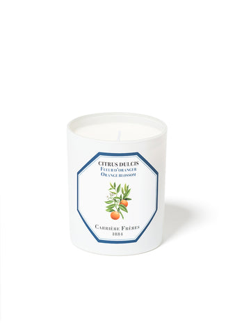 Carriers Freres Orange Blossom Candle