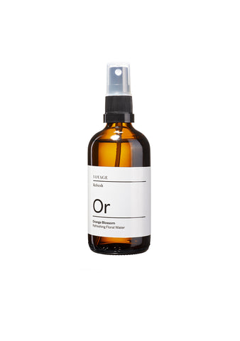 Voyage Organics Orange Flower Spray shop online at lot29.dk