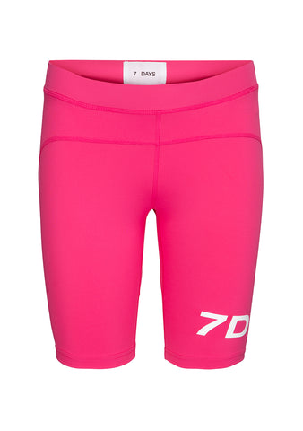 7 DAYS Pink Sprinter Tights