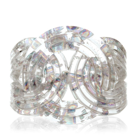 Clear Solar Light Cuff