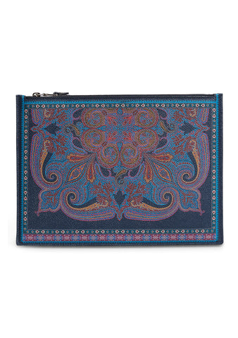 Etro Men Paisley Ipad Case