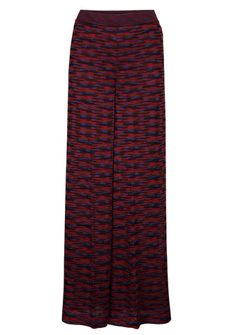 Missoni Striped Wide-Leg Pants Pre Fall 2018