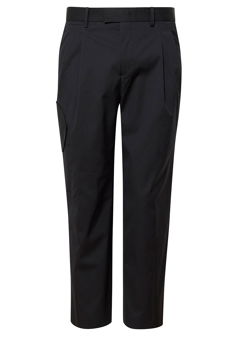 Navy Pocket Detailed Pants