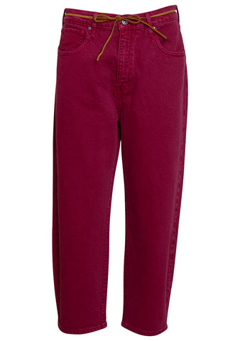 Levi's Made & Crafted Senorita Pink Barrel Jeans