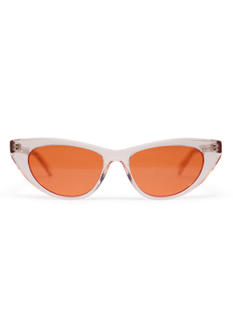 Folk & Frame Soft Pink Juhl Sunglasses