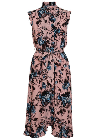 Erdem Selba Fitzroy Rose Dress