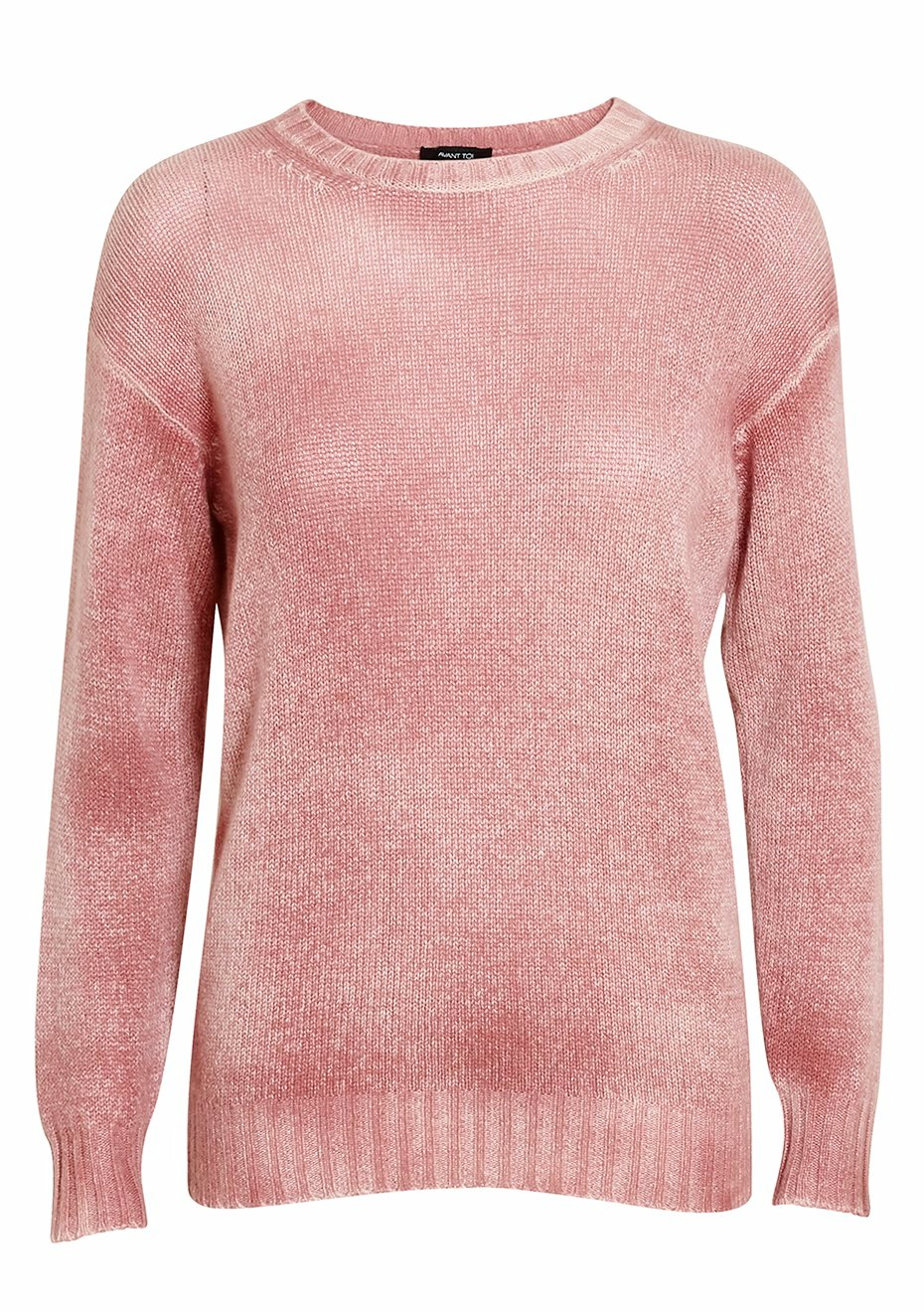 Rose Cashmere Sweater