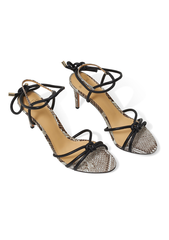 Alexandre Birman Lenny Crystal Sandals shop online at lot29.dk