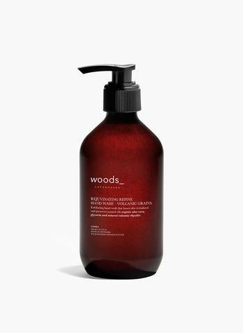 Rejuvinating Refine Hand Wash - Volcanic Grains