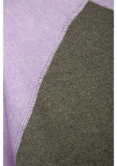 Moss & Lilac Rugby Cashmere Sweater