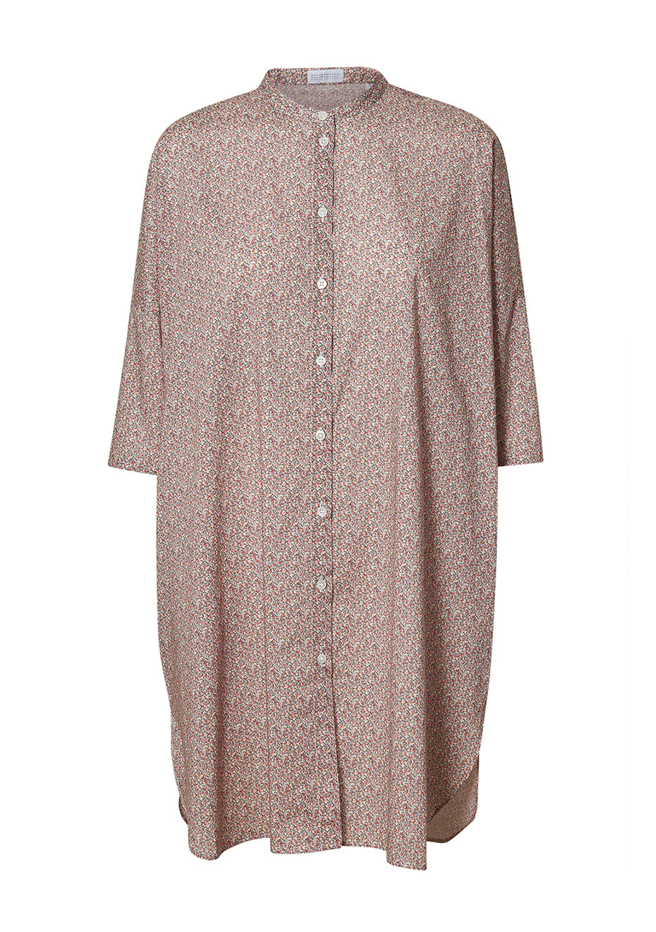 Liberty Oversized Shirt Dress