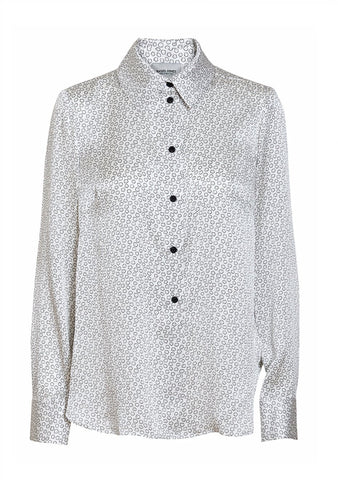Rachel Comey White Daisy Attention Shirt