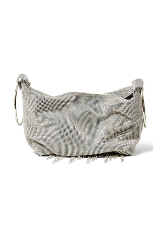 GEDEBE Tresor Silver Bag shop at lot29.dk