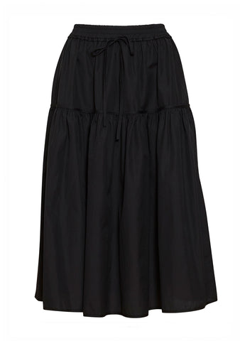 Cecilie Bahnsen Adea Voluminous Cotton Skirt