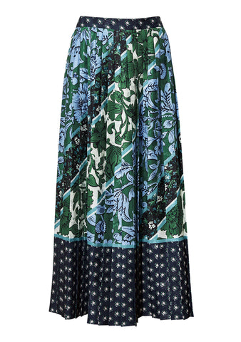 Erdem Nolana Modotti Pleated Skirt shop online lot29.dk