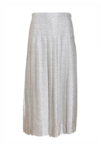 Rachel Comey Zest Skirt in White Daisy