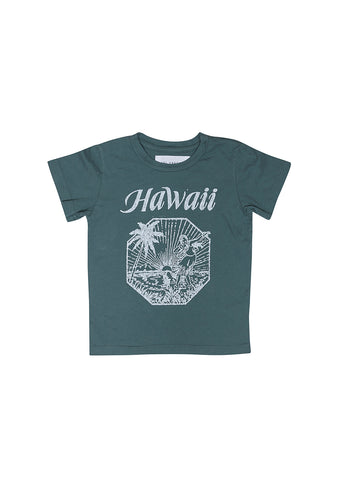 Sol Angeles Kids Hawaii Tee