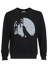 Sol Angeles Lone Wolf Sweatshirt