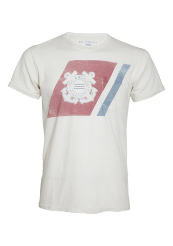 Coast guard pocket tee