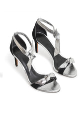Alexandre Birman Clarita Shine Watersnake Sandals