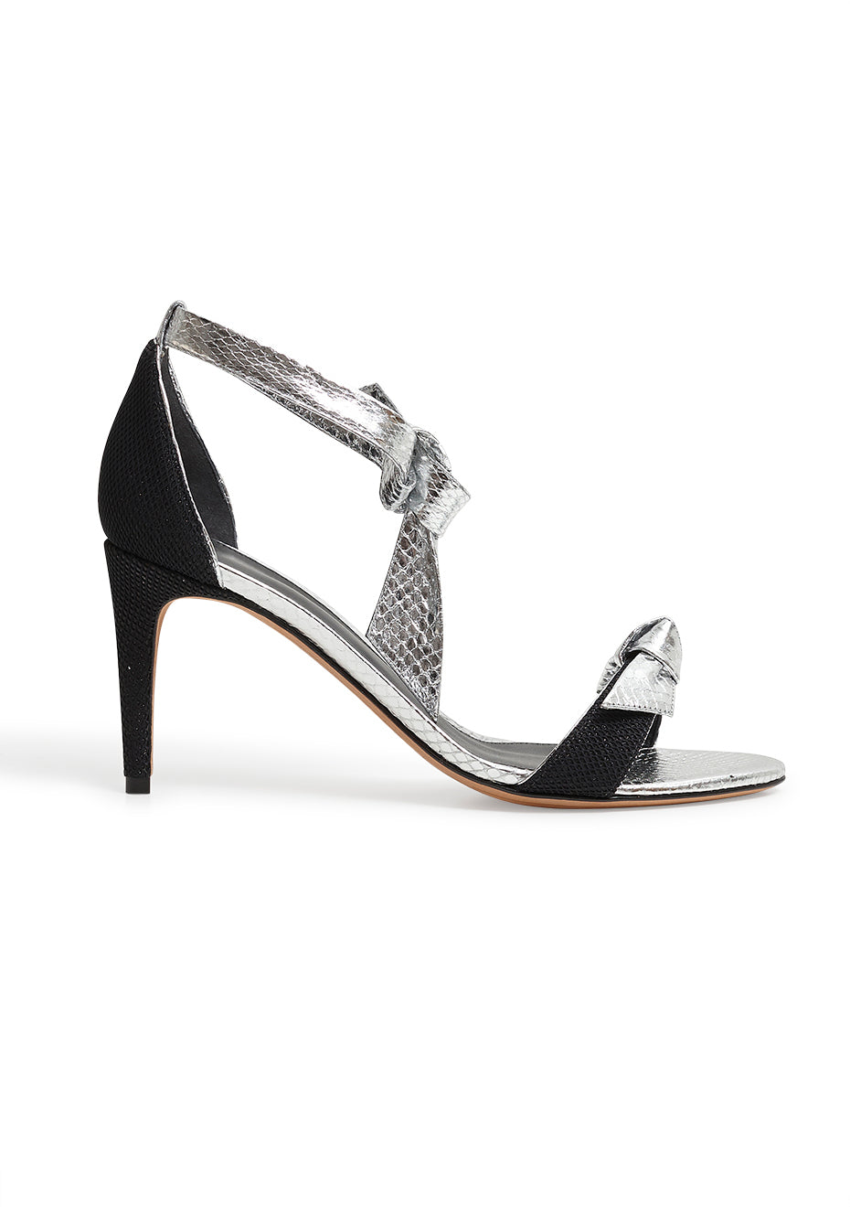 Clarita Shine Watersnake Sandals