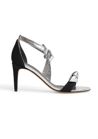 Alexandre Birman Clarita Shine Watersnake Sandals shop online at lot29.dk