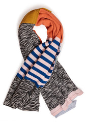 Missoni Women Striped Cashmere-blend Scarf