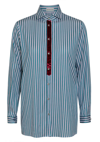 Etro Women Striped Shirt