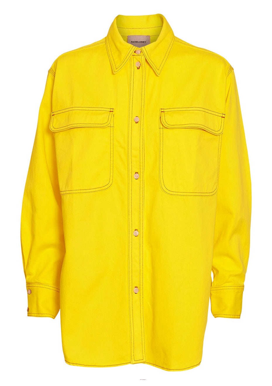 Yellow Supply Shirt