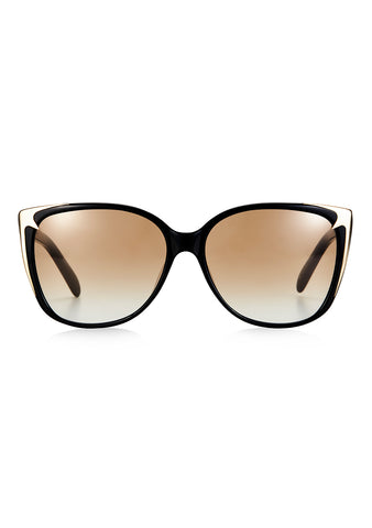 Staerk & Christensen + Pared Eyewear Swallow 01 Black