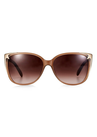 Staerk & Christensen + Pared Eyewear Swallow 01 Taupe
