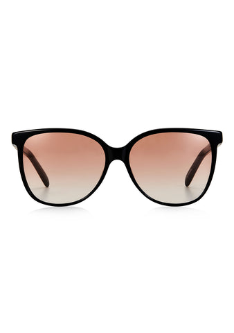 Staerk & Christensen + Pared Eyewear Swallow 02 Black