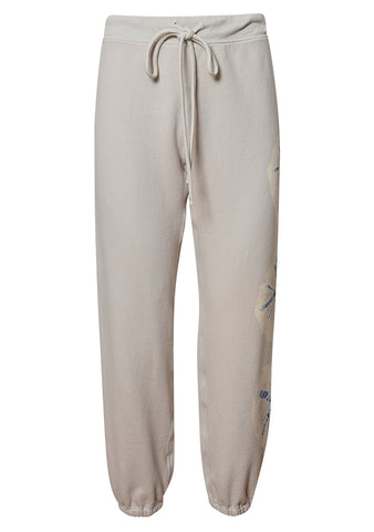 Raquel Allegra Saturn White Topanga Sweatpants shop online