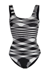 Missoni Mare Striped Swimsuit